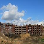 Строительство на улице Ященко, 6