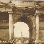Триумфальная арка (на сп. Герцена)