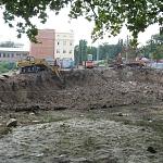 Строительство нового корпуса ЮРГТУ