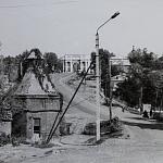Платовский проспект. Начало (справа - мясокомбинат)