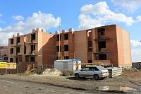 Строительство на улице Ященко, 10А
