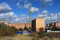 Строительство в переулке Цимлянском
