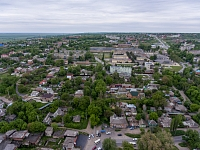 Вид на район Кирпичного завода