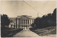 Центральное здание СКИИ (Северо-Кавказского индустриального института)