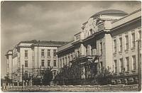 Химический и горный факультеты Политехнического института