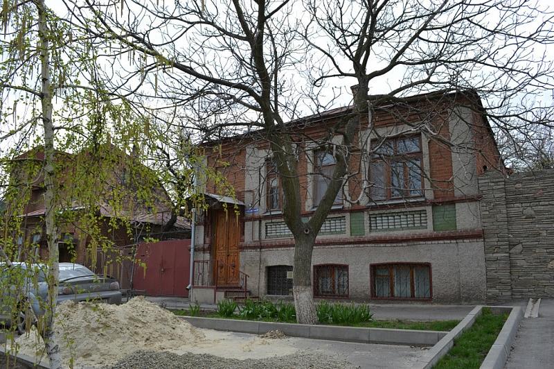 Улица Будённовская, 39