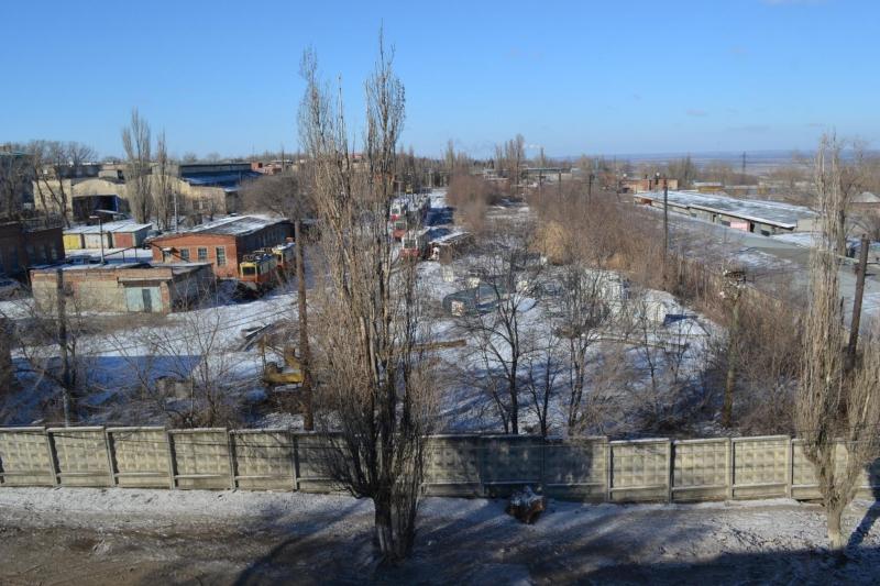 Ул.26 Бакинских комиссаров / ул.Буденновская, 188. Трампарк