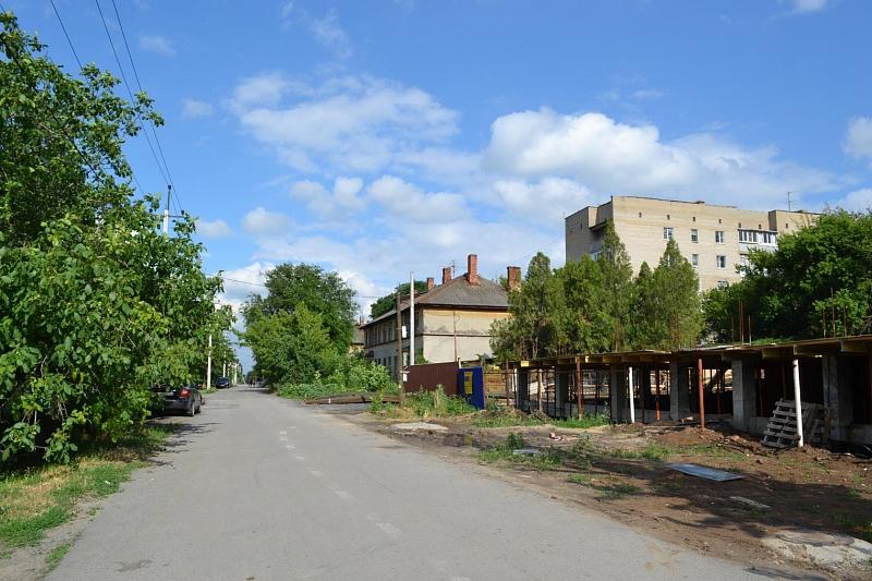 Улица Щорса от 26 Бакинских комиссаров