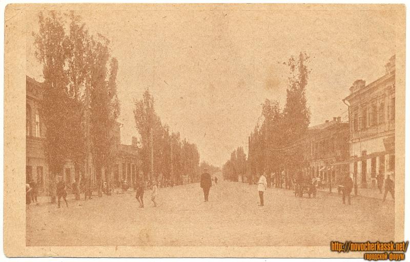 Московская улица