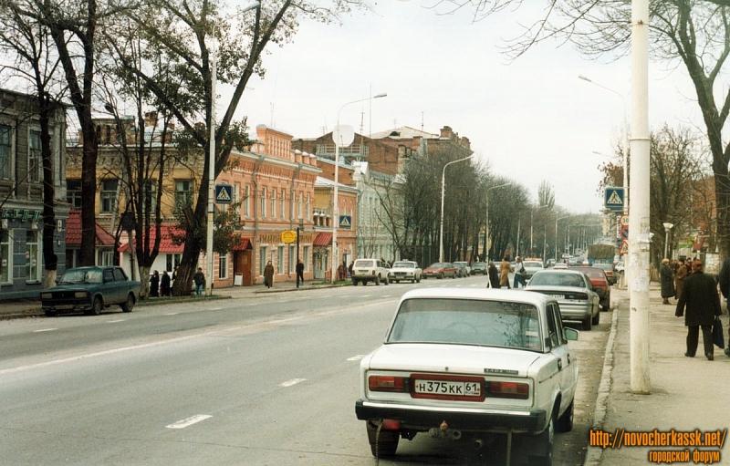Пересечение Московской и Горбатой