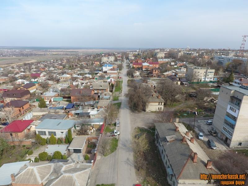 Квартал улицы Щорса между Ларина и 26 Бакинских комиссаров