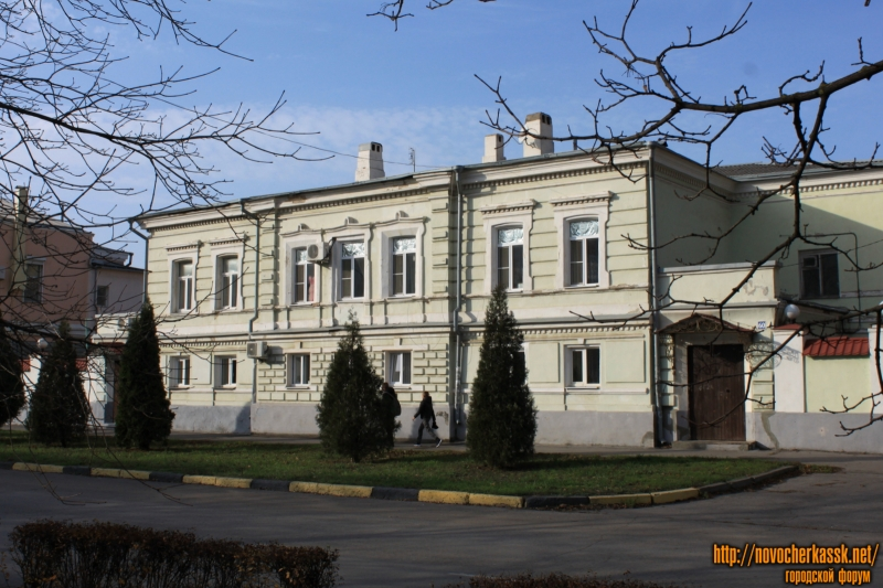 Проспект Платовский, 60