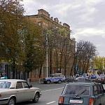Первая школа. Улица Московская