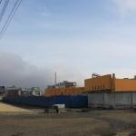 Строительство ТЦ «Батон» и новая аллея вдоль ТЦ