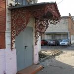 Улица Просвещения, 93А. Детский сад №16. Входная группа
