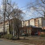 Вид на улицу Дубовского. Дома №12, 14, 18, 18Б