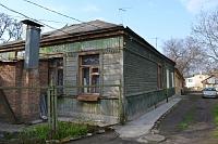 Во дворе ул. Московской, 55