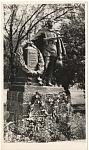 Памятник на улице Гагарина