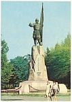 Памятник Ермаку. Автор проекта М. О Микешин, скульптор В. А. Беклемишев