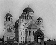 Собор и колокольня в Новочеркасске