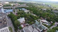 Вид на Александровский парк