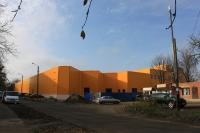Строительство ТЦ «Батон»