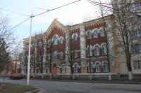 Бывшее здание Духовной семинарии. Проспект Платовский