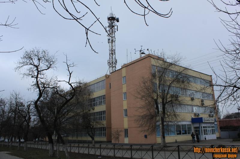 Проспект Баклановский, 25. «Ростелеком»