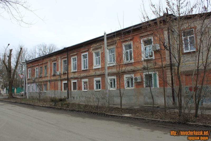 Улица Красноармейская, 1