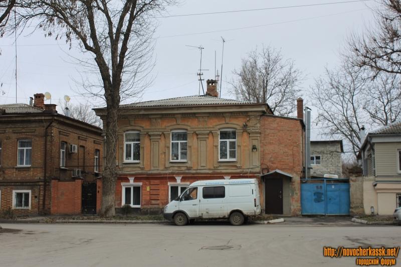 Улица Атаманская, 58
