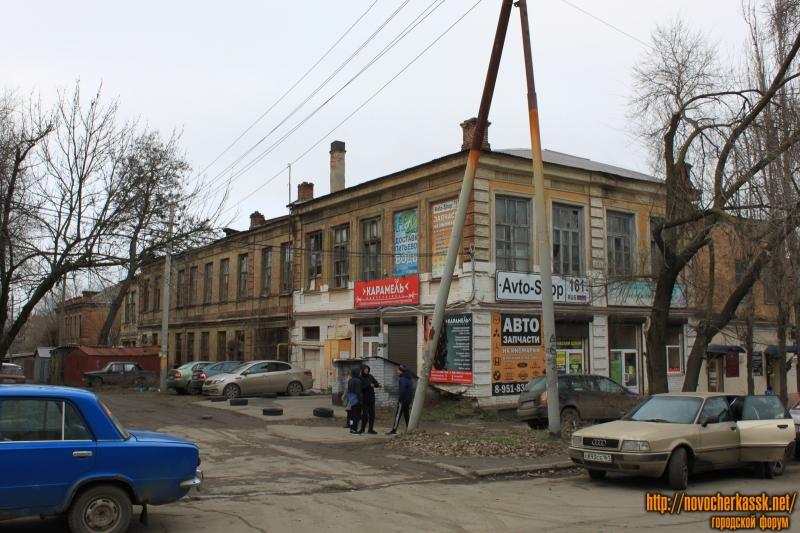 Улица Орджоникидзе. Бывшие цеха ЭМЗ