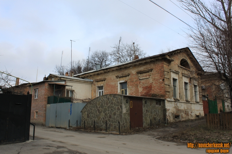 Проспект Платовский, 158