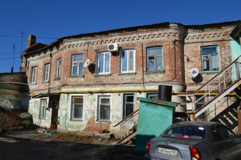 Двор ул. Михайловская, 151