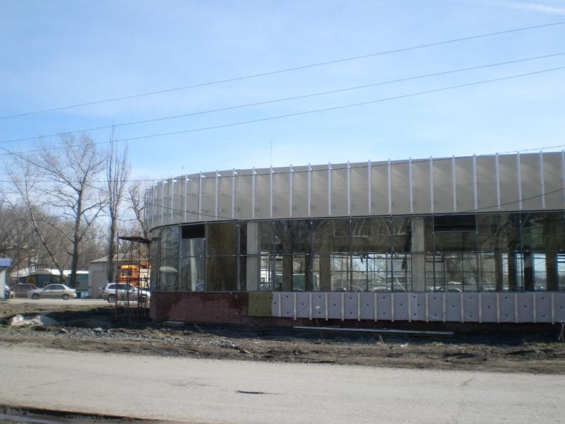 Улица Гагарина, 139 / Петрова, 118. Строительство.
