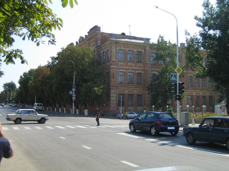 Улица Московская, 13/ул.Комитетская