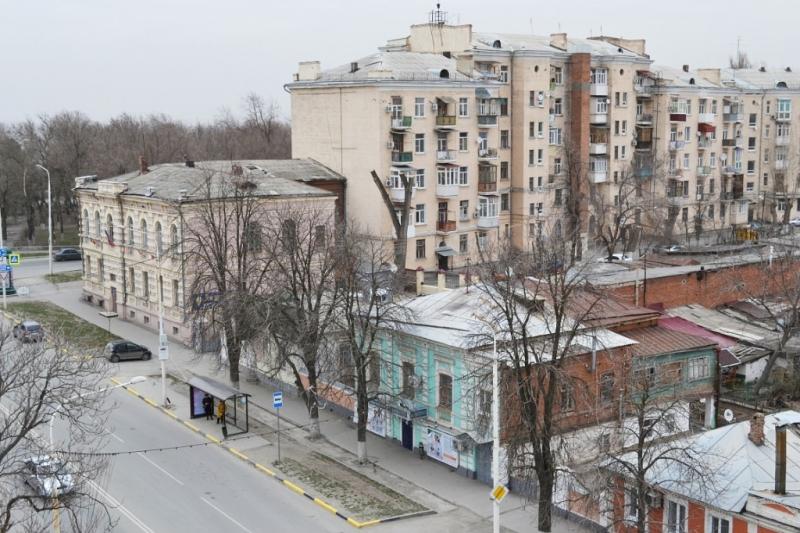 Улица Московская, 68, 70