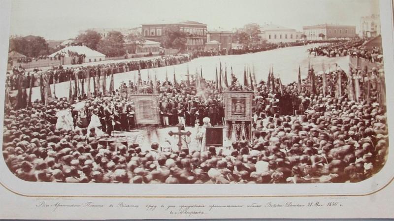 Войсковой круг 21 мая 1870 г.