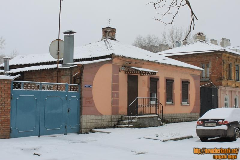 Проспект Баклановский, 69