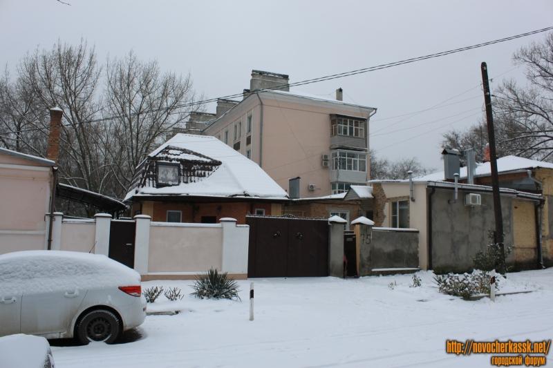 Проспект Баклановский, 75