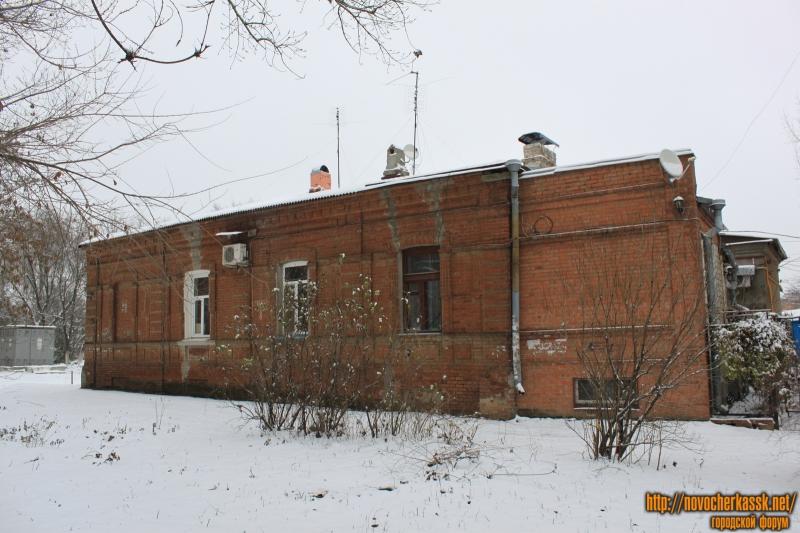 Проспект Баклановский, 75 / ул. Кривошлыкова, 8