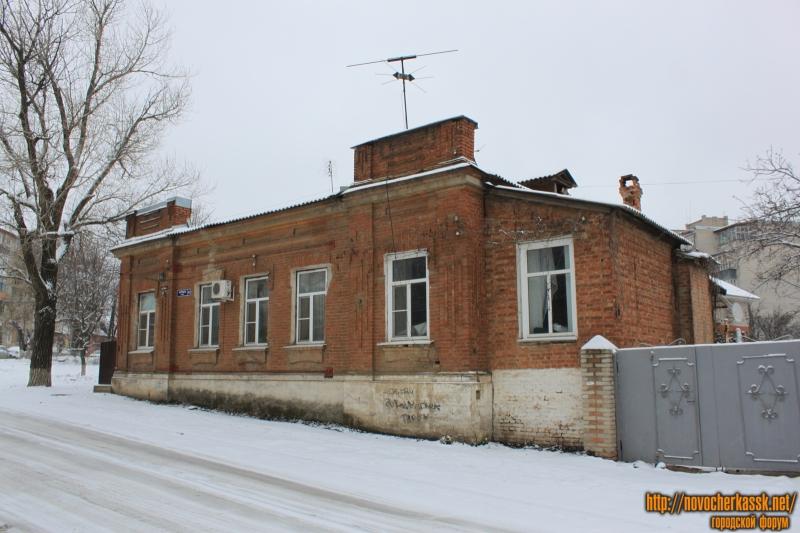 Улица Энгельса, 63 (вид с пл. Чапаева)