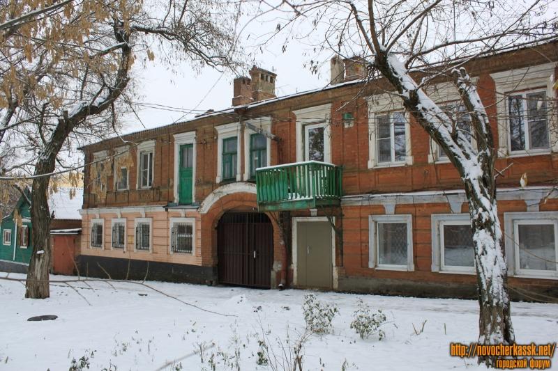 Переулок Галины Петровой, 5