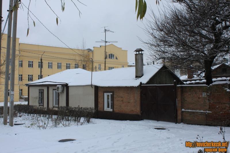 Переулок Галины Петровой, 1