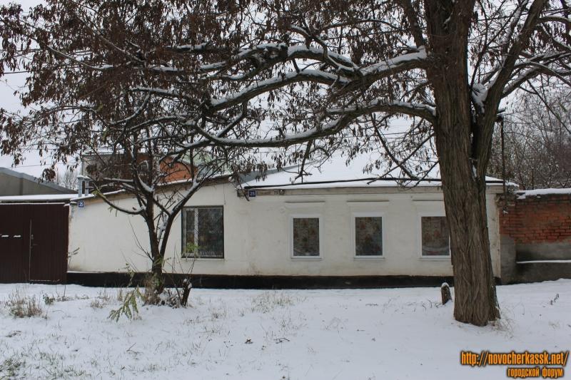 Переулок Галины Петровой, 25