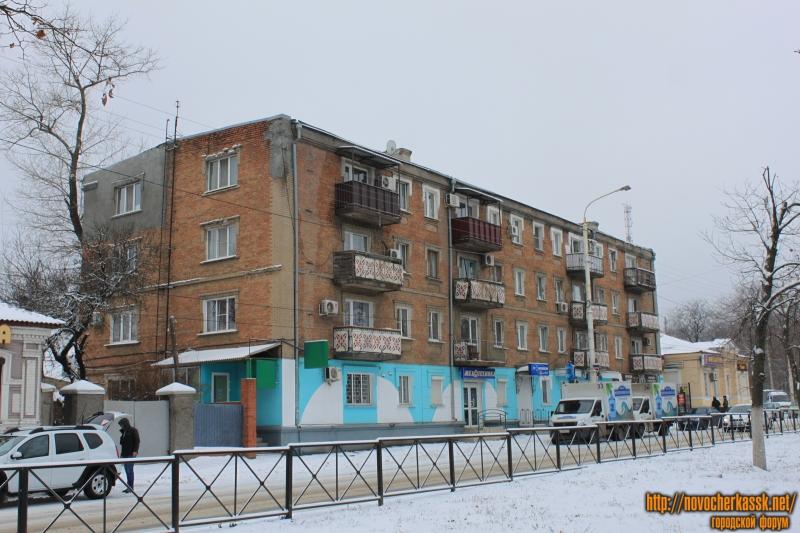 Проспект Баклановский, 63