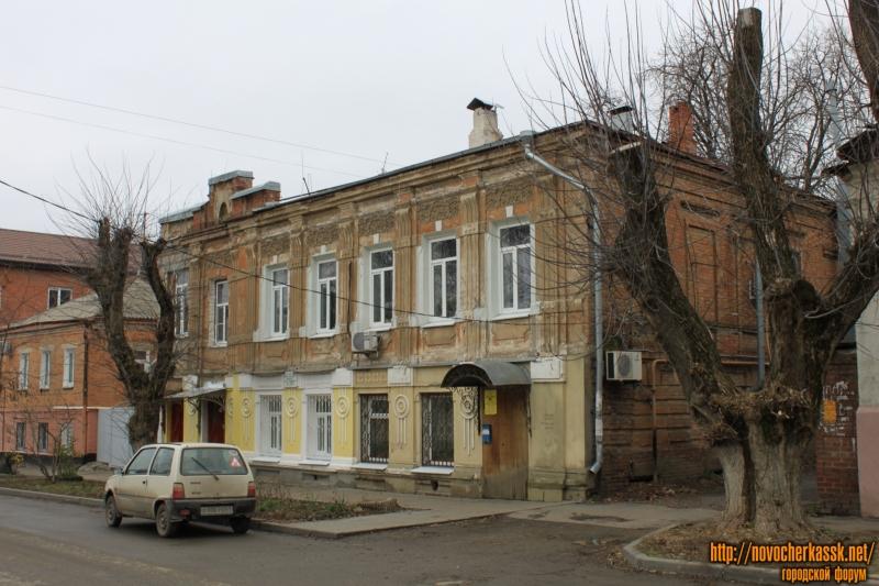 Улица Красноармейская, 18. Дом архитектора Болдырева