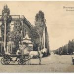 «Московская улица». Пересечение с проспектом Платовским
