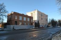 Улица Московская между пл. Троицкой и пер. Кривопустенко