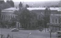 Площадь Ленина (пересечение Платовского и Московской)