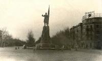 Памятник Ермаку в советский период